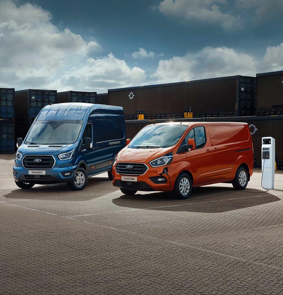 Επωφεληθείτε από τις Ford Hybrid Business Weeks <br />και εκσυγχρονίστε τον στόλο σας.